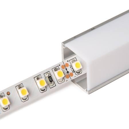 Perfiles led bsv - Perfil cuadrado aluminio ...