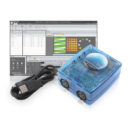 USB-DMX Interface