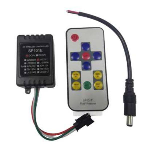 Controlador per LED digital CSMART/2