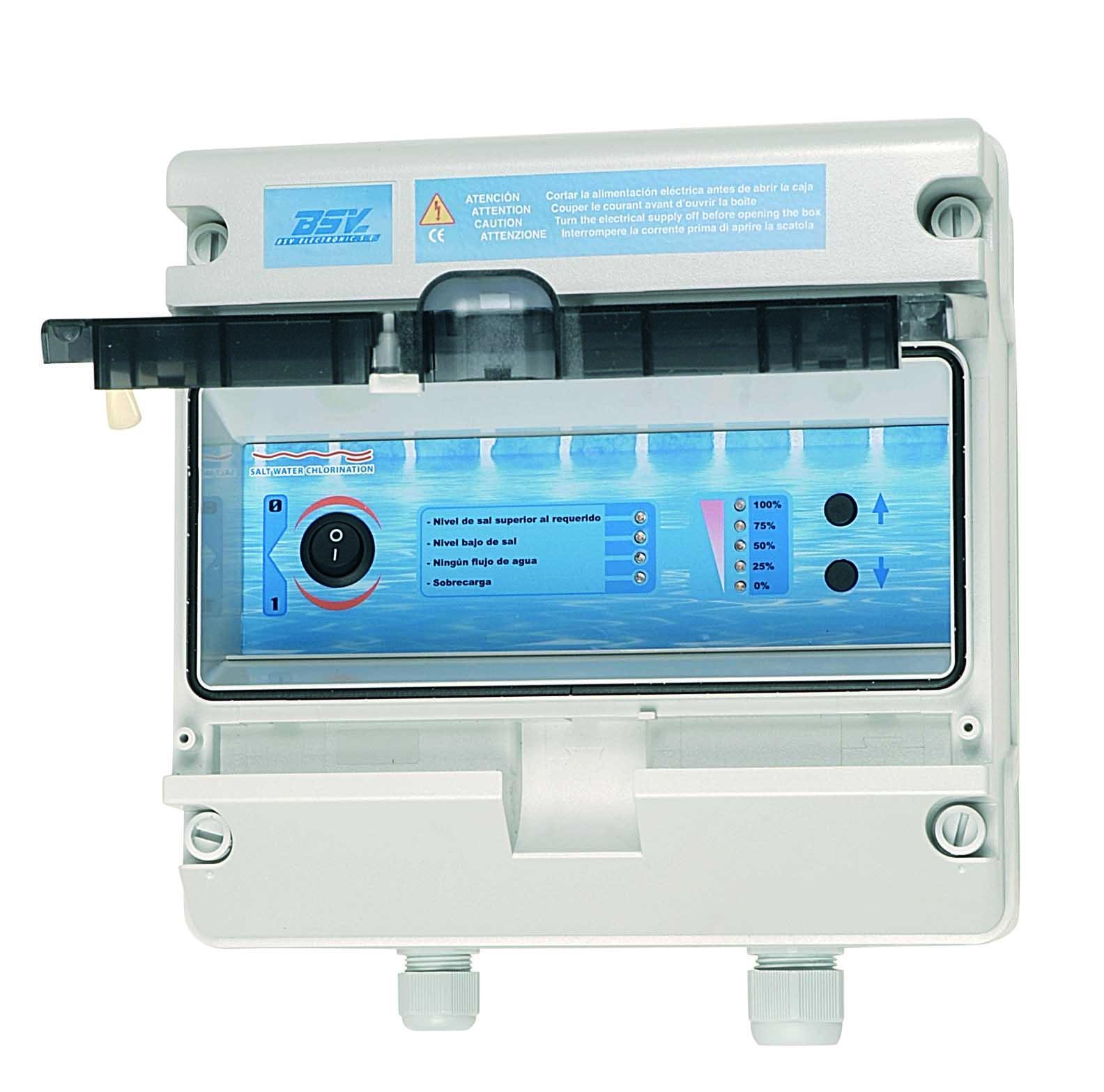 Primer clorador salino automático de BSPOOL