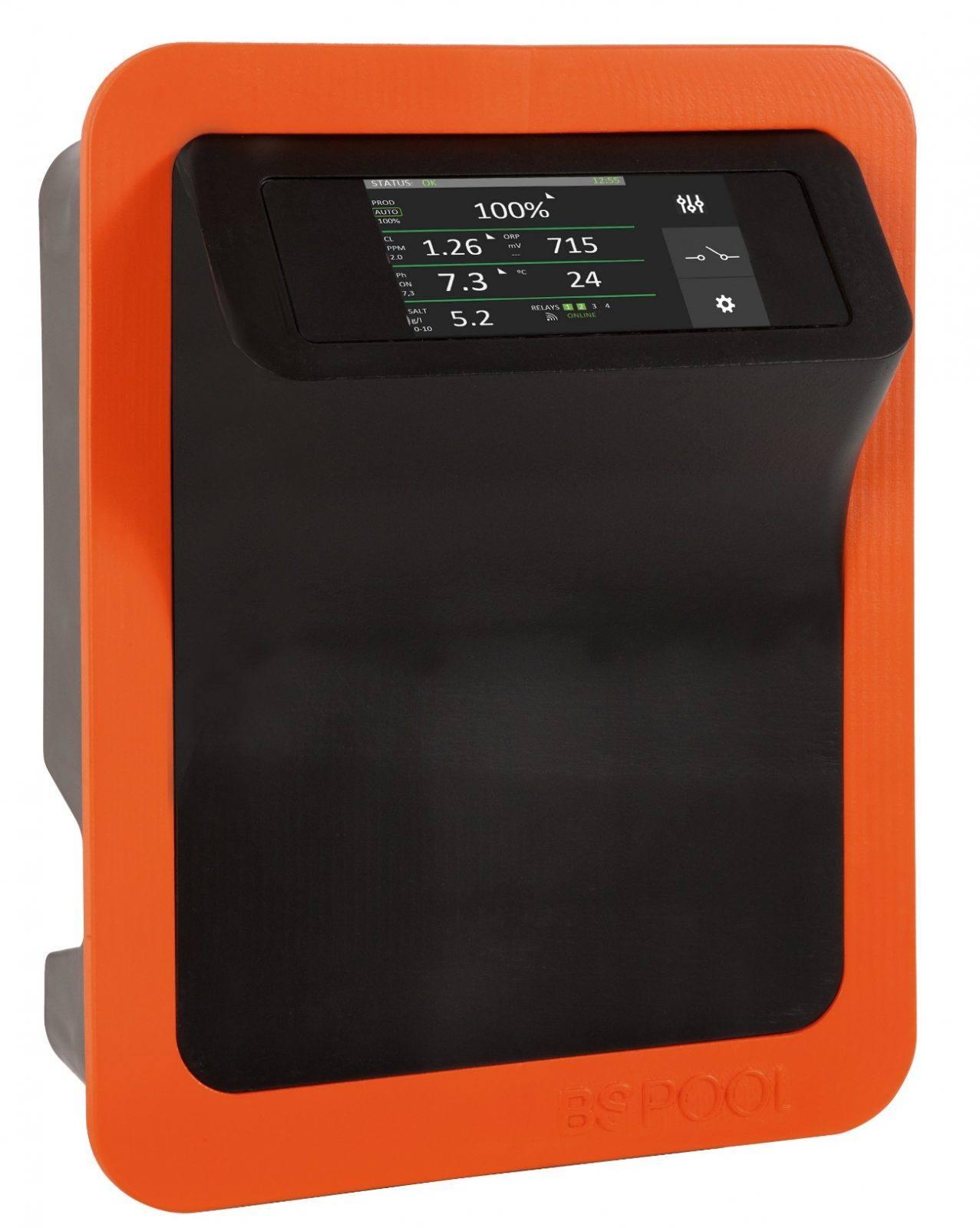 Clorador BSPOOL IOT 2018, el primer clorador IOT del mercado