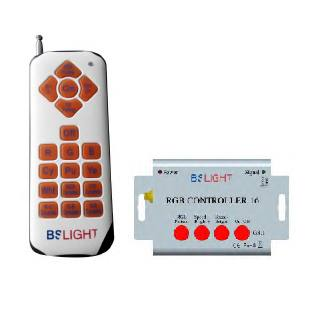 RGB controller for PAR56 and spotlights