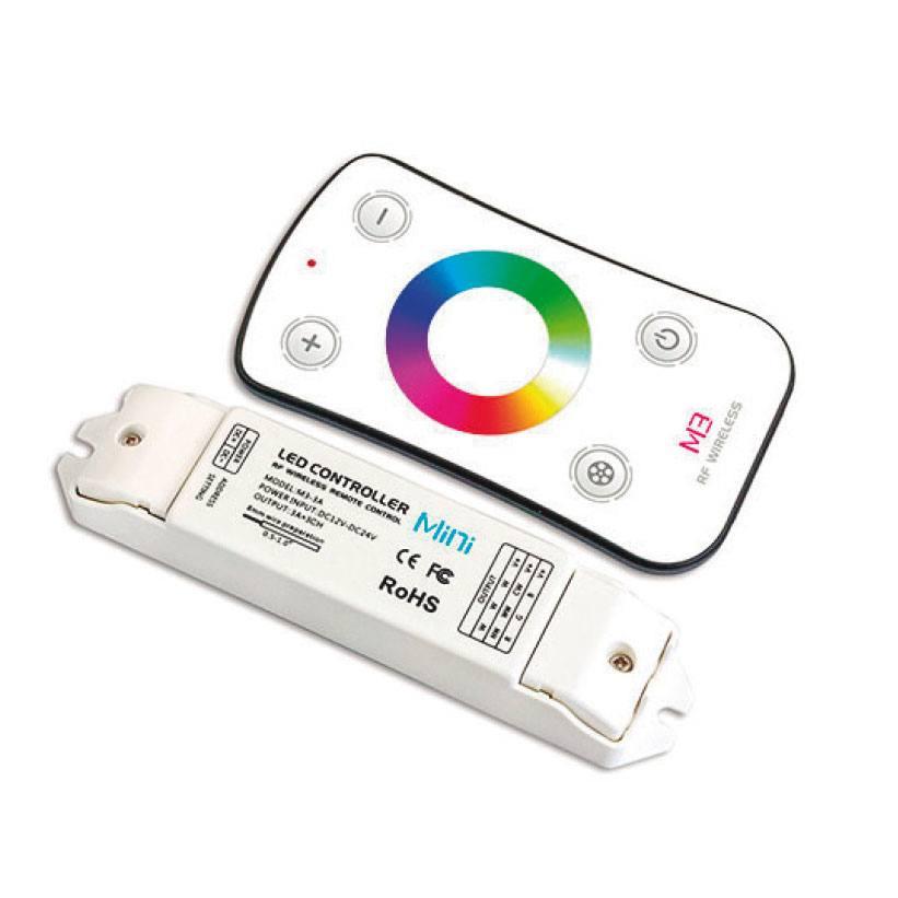 Controlador RGB serie M