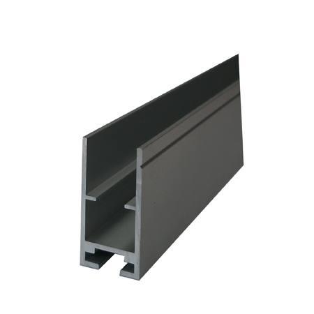 Profilé d'aluminium serie ELH