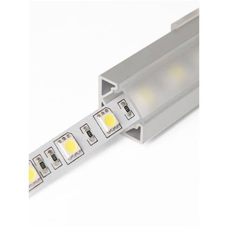 Profilé d'aluminium d'angle