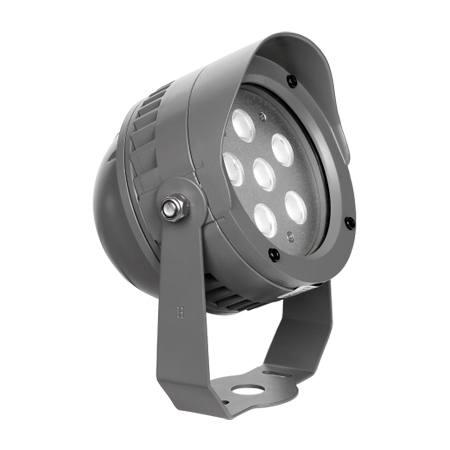 High power outdoor spotlight