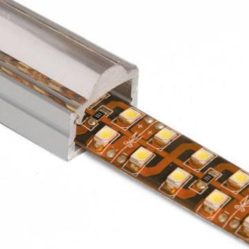 Perfil alumini 16mm amb òptica