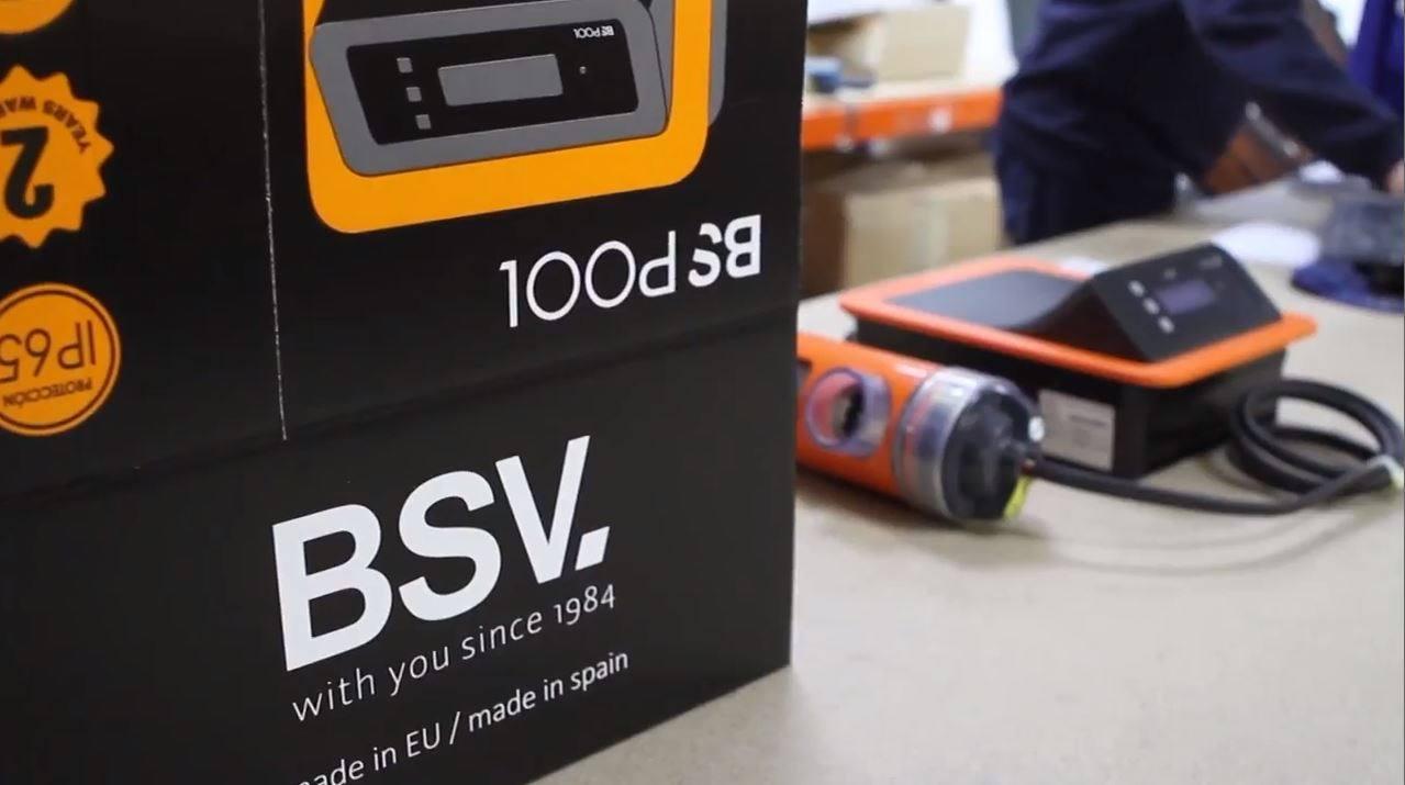 El proceso de fabricación de BSPOOL es made in Spain, made in EU