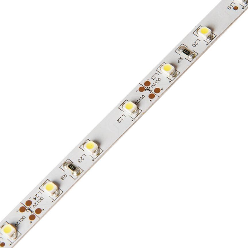 Single-color flexible strips 60 LEDS/m 3528 IP 33