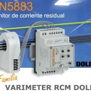 Monitor de corriente residual