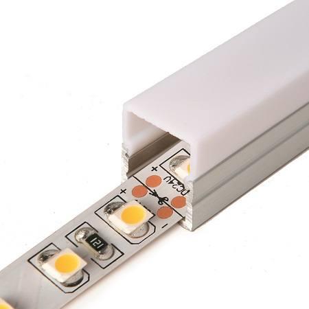 Profilé d'aluminium 16 mm carré